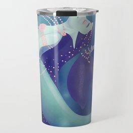 Pearl Mermaid Travel Mug