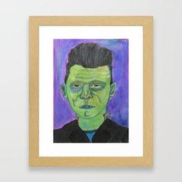 Alternative Frankenstein Framed Art Print
