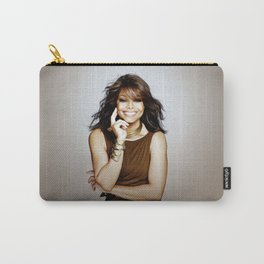 Janet Jackson - Celebrity Art Carry-All Pouch