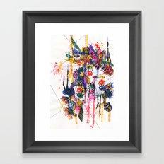 I spy my little eye, something begining with...  Framed Art Print