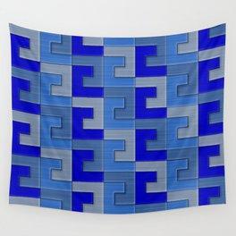 Geometrix XCI Wall Tapestry