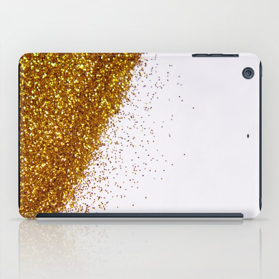 My Favorite Color II (NOT REAL GLITTER) iPad Case