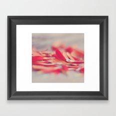 Ring. Framed Art Print