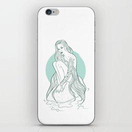 Siren Seirēn iPhone Skin