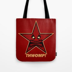 Obey Thwomp! Tote Bag