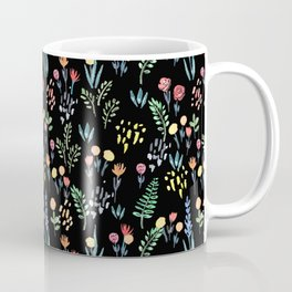 fairytale meadow pattern Coffee Mug