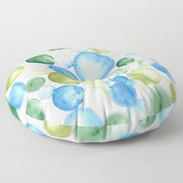 CIRCLE SPLASH Floor Pillow