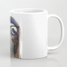 Hipster Sloth Mug
