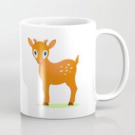 Deer 3 Coffee Mug