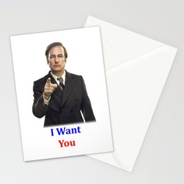Bettr Call Saul Stationery Cards