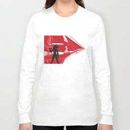 a piratical diversion Long Sleeve T-shirt