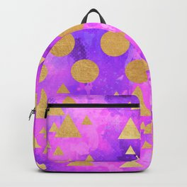 Gold forest Backpack