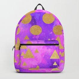 Gold forest Backpack