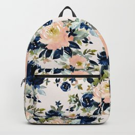 LANGUID AF Romantic Sexy Floral Backpack
