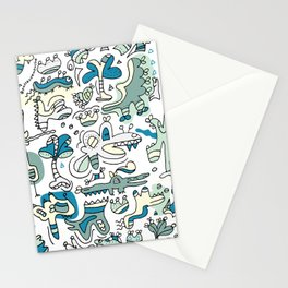 The Ghost Who Walk Stationery Cards