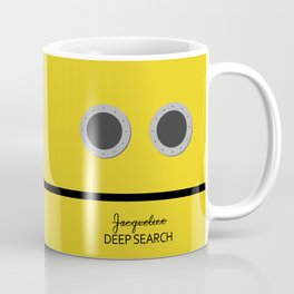 deep search Coffee Mug