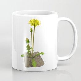 Dandelion 2 Coffee Mug