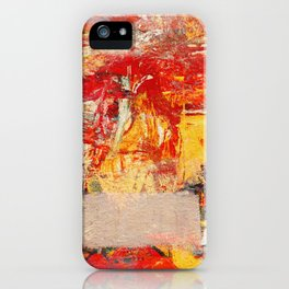 Irrational Animal iPhone Case