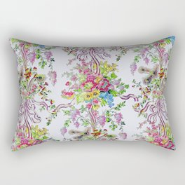Marie Antoinette's Boudoir Rectangular Pillow