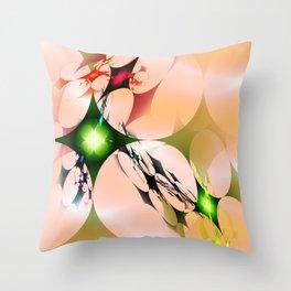 Pachuca de Soto Throw Pillow