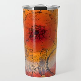 Wheel Of Life Travel Mug