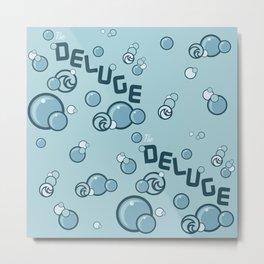 Deluge Metal Print