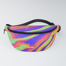 EYES ON FIRE Fanny Pack