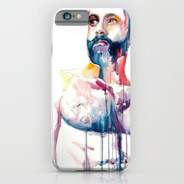 Outside of Survival in Survival iPhone Case