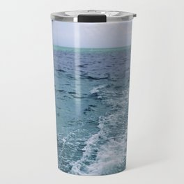All the Colors of the Sea Travel Mug