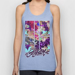 Love is Dead Unisex Tank Top