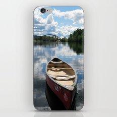 Canoe iPhone & iPod Skin