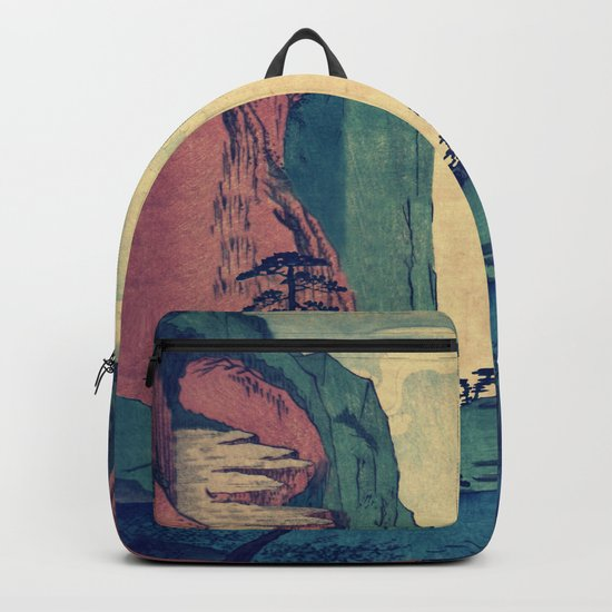 Amazed at Dinyia Backpack
