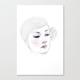 Kristina Canvas Print