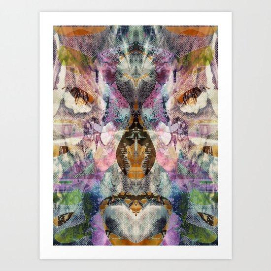 6.3281669230315E+14 Art Print