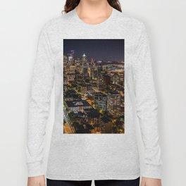 Seattle Nights Long Sleeve T-shirt