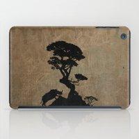 safari iPad Cases featuring Safari by Last Call