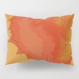Splat on Brown - by Friztin Pillow Sham