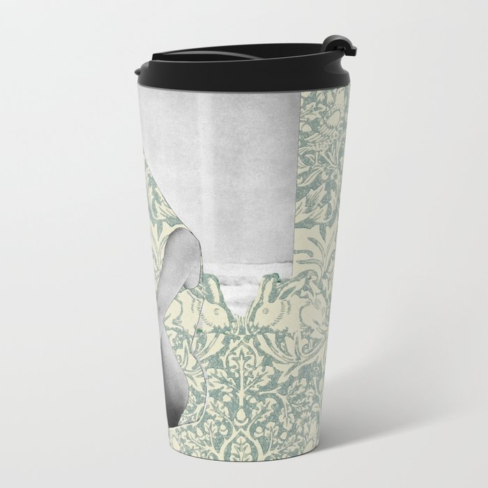 Dance to the Two Moons Metal Travel Mug