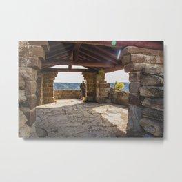 Badlands Overlook, Theodore Roosevelt NP, ND 33 Metal Print