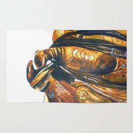 Two Saddles: Rug