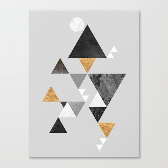 Berg 02 Canvas Print