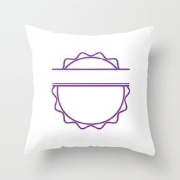 """""""All Things Are Given According To Your Thinking"""" tee design. Makes a nice and unique gift too!  Throw Pillow"""