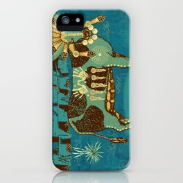 Cowchina iPhone Case