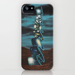 Ultrastructures #7 iPhone Case