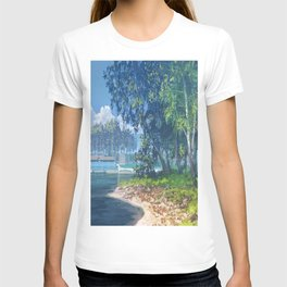 Lakeside Camp T-shirt