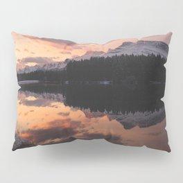Mount Rundle Pillow Sham