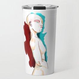 enigmatic Travel Mug