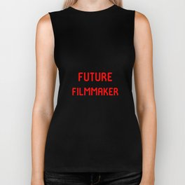 Future Filmmaker Red Film School Student Biker Tank