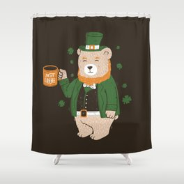 Not Coffee Shower Curtain