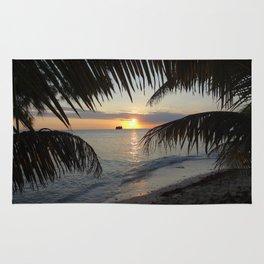 Caribbean Sunrise Rug